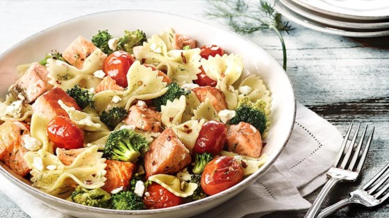 Photo of Seaside Pasta with Vegetables by Publix Aprons