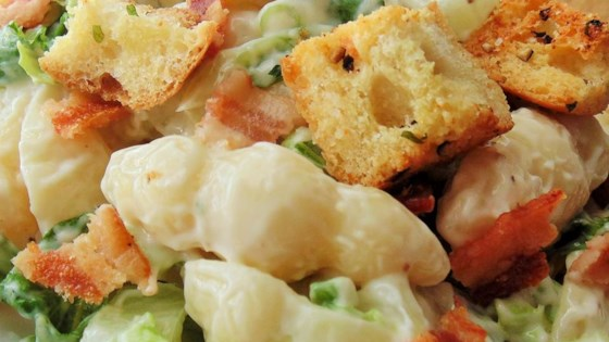 Photo of Macaroni Caesar Salad by Nicole