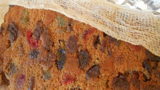Photo of Fermented Fruit Cake Wrap by Lauraellen