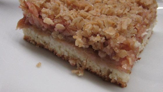 Photo of Rhubarb Compote Cake by samantha