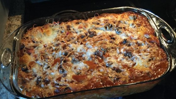 Photo of Spaghetti Bake by Kates