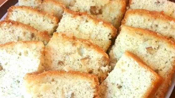 Easter Lemon Bread