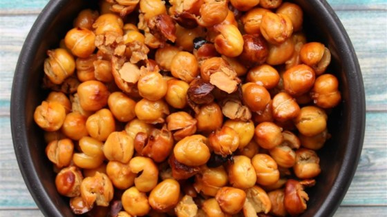 The Best Dry-Roasted Chickpea Recipe Recipe