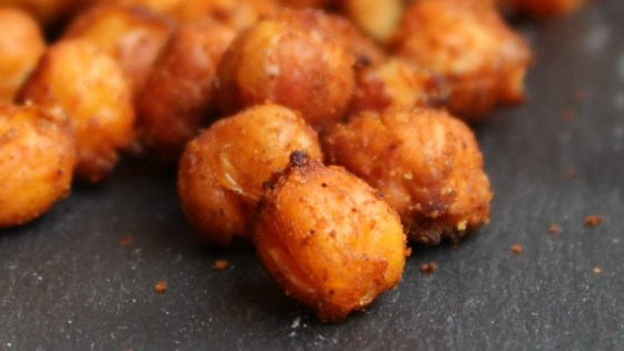 Oven-Roasted Chickpeas Recipe