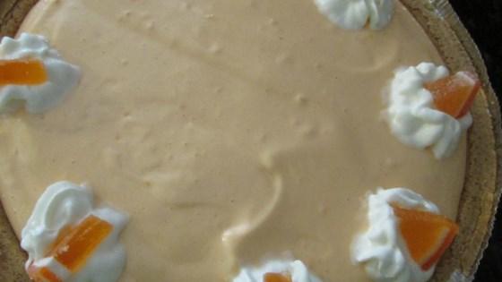 Photo of Orange Pie I by Glenda
