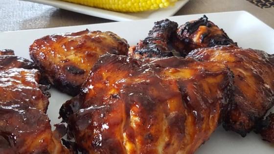 Chef Johns Barbecue Chicken Recipe Allrecipes