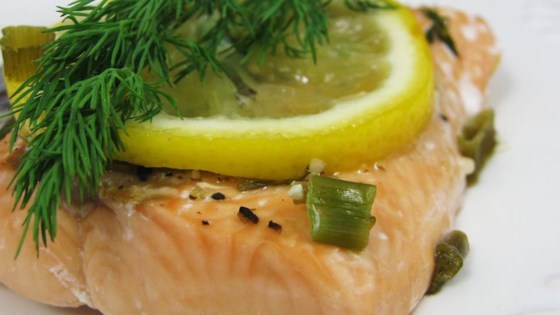 Photo of Garlic Salmon by LILIO