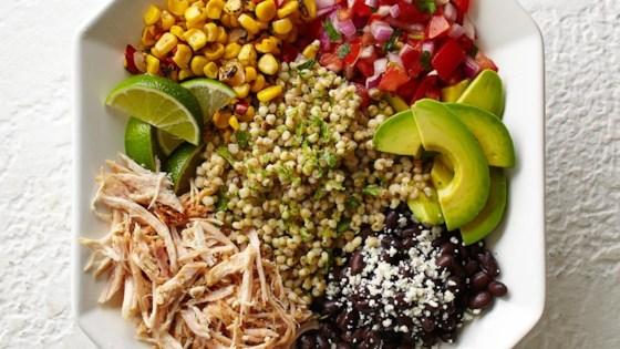 Mexican Fiesta with Sorghum Grain