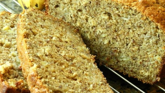 Photo of Whole Wheat Banana Bread with Flaxseed and Oats by MARYFLOWERS