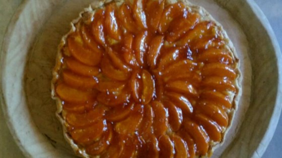 Photo of Apricot Almond Galette by Ms. Munchie