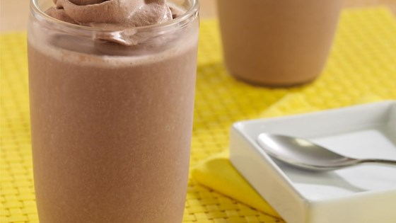 Photo of Chocolate Peanut Butter Banana Smoothies by Reddi-wip