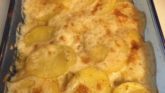 Photo of Scalloped Potatoes and Onions by Taste of Home's Fast Family Favorites