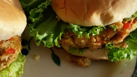 Photo of Tasty Tuna Burgers by MARBALET