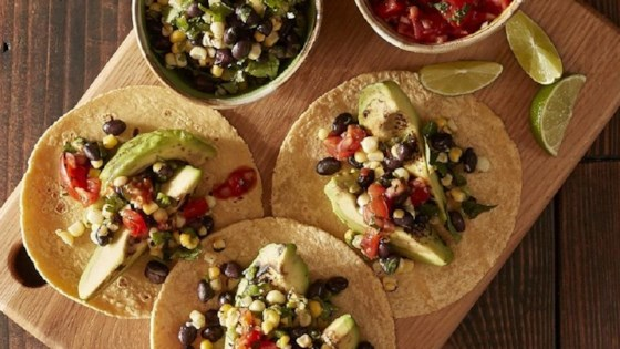Photo of Grilled Avocado Tacos by Reynolds Kitchens®