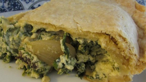 Photo of Spinach Pie II by Judy