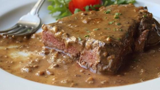 Chef Johns Steak Diane Recipe Allrecipes