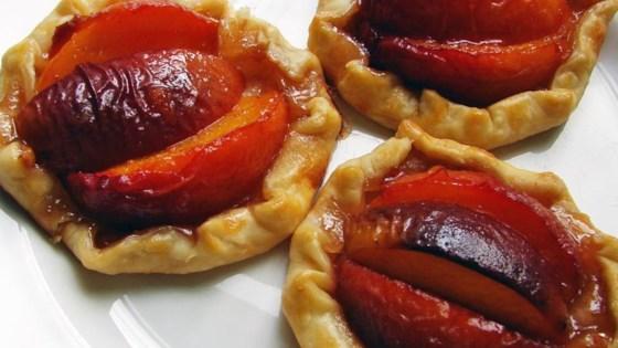 Photo of Chef John's Peach Tartlets  by Chef John