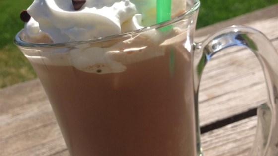 Photo of Frozen Hot Chocolate  by miss_jess