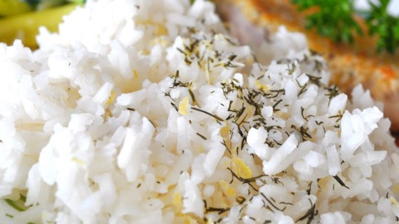 Photo of Lemon Dill Rice by glouise
