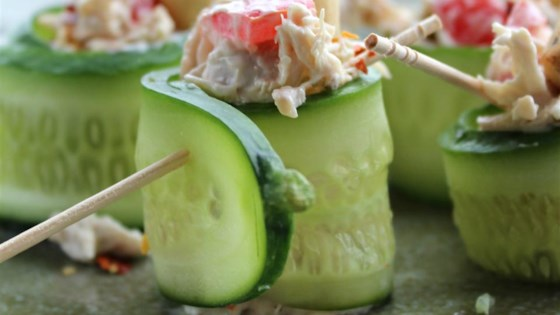 Photo of Cucumber Chicken Roll-ups by bd.weld