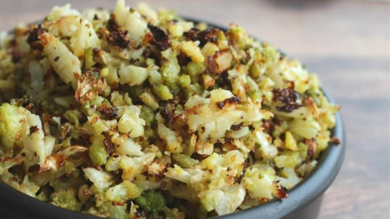"Photo of Roasted Cauliflower ""Rice"" by Dana Sterling"