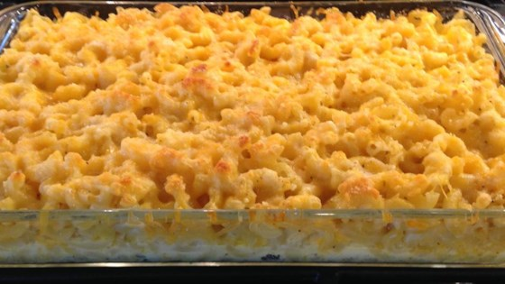 Photo of Baked Macaroni and Cheese III by TWINBABY2Q