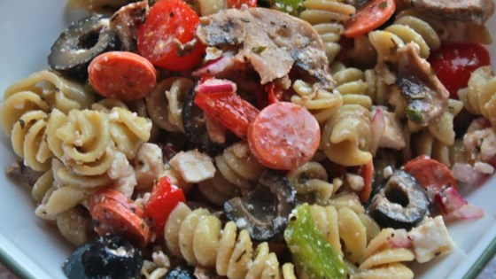 Photo of Greek Pasta Salad I by Behr