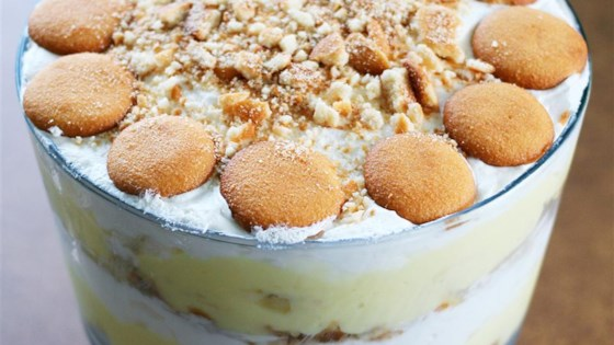 Photo of Banana Trifle by CNM CATERING