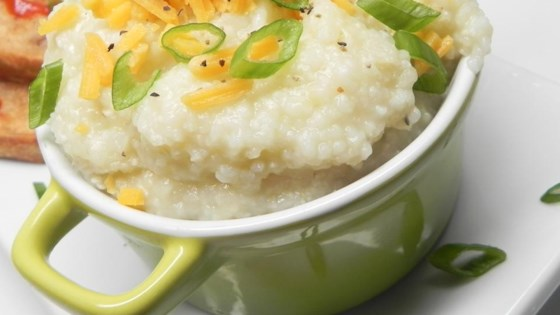 Photo of Gourmet Wasabi Grits by TaMater