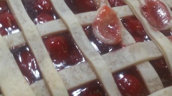 Photo of Cherry Icebox Pie by PSTEWART