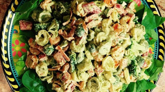 Photo of Tortellini Pesto Salad by jmacsaunders