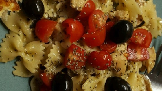 Photo of Balsamic Chicken and Pasta by Katherine