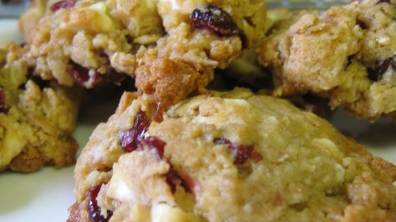 Photo of Chocolate-Cran-Oat Cookies by Diana Stephens