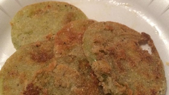 Photo of Southern Fried Green Tomatoes by JESS1199