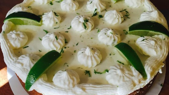 Photo of No Bake Lime Mousse Torte by RB1953