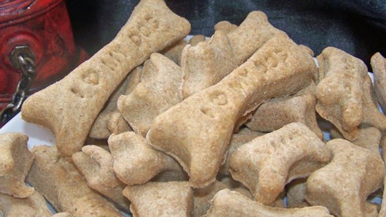 Photo of Bacon-Flavored Dog Biscuits by JUSTJEN33