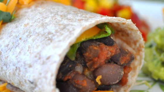 Photo of Black Bean Soft Tacos by Lynn  Hamilton