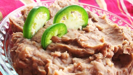 Photo of Refried Beans Without the Refry by CHEFCLAUDE