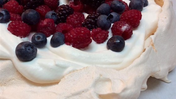 Photo of Pavlova by Kim Cleave