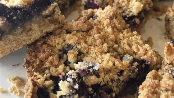 Photo of Blueberry Crumb Bars by A. Beavers