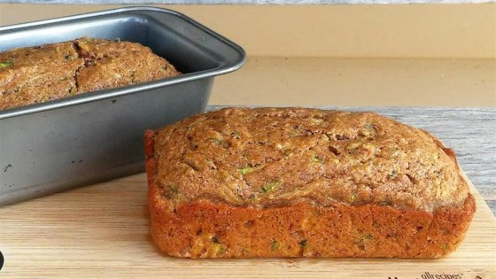 Photo of Healthier Lemon Zucchini Bread by DAWERI