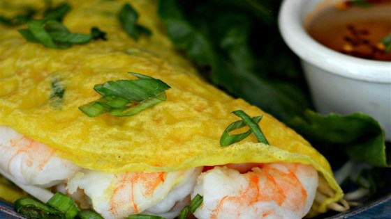 Photo of Banh Xeo (Vietnamese Crepes) by foxyamf