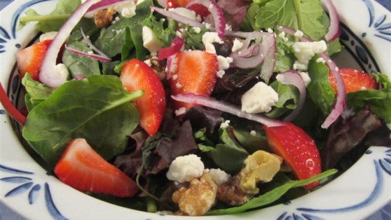 Photo of Summer Strawberry Salad  by Janna