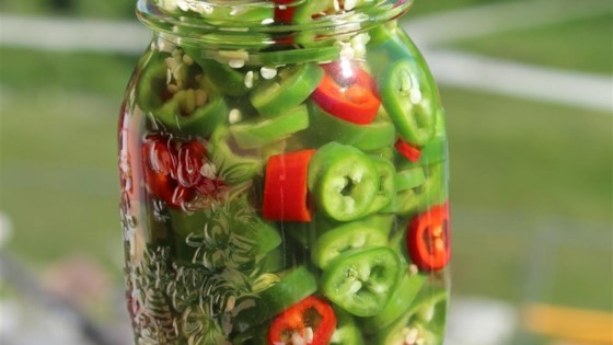 Photo of Pickled Jalapenos by Simply Sundays!