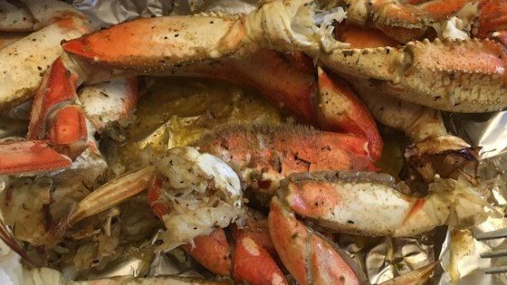 Photo of Barbequed Crabs by Heather