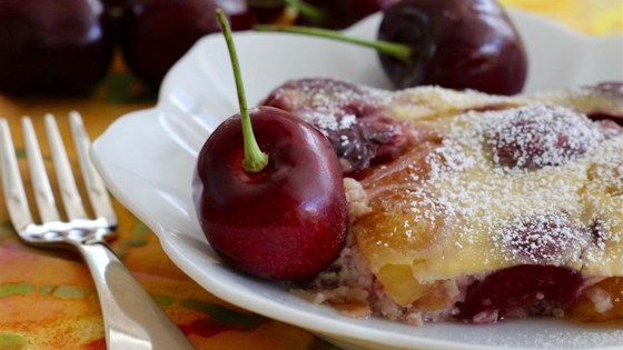 Photo of Chef John's Cherry Clafouti by Chef John