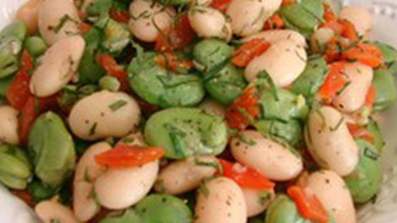 Photo of Fava and Butter Bean Salad  by Chef John