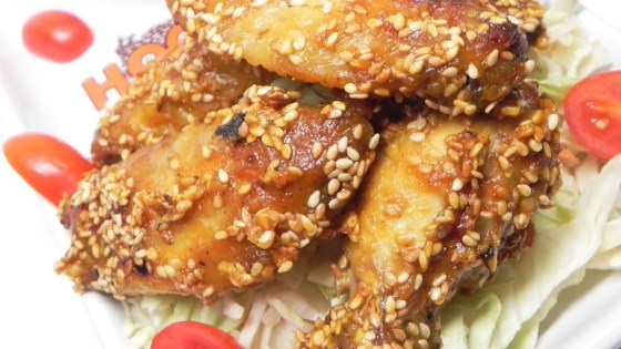 Photo of Sesame Wings by CBASS