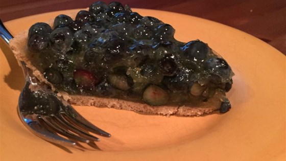 Photo of Jan's Fresh Blueberry Pie by MOM71