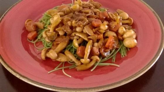 Photo of Mushroom Bolognese by jodyratti